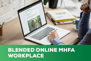Blended Online MHFA for workplace