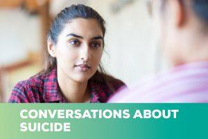 Conversations About Suicide