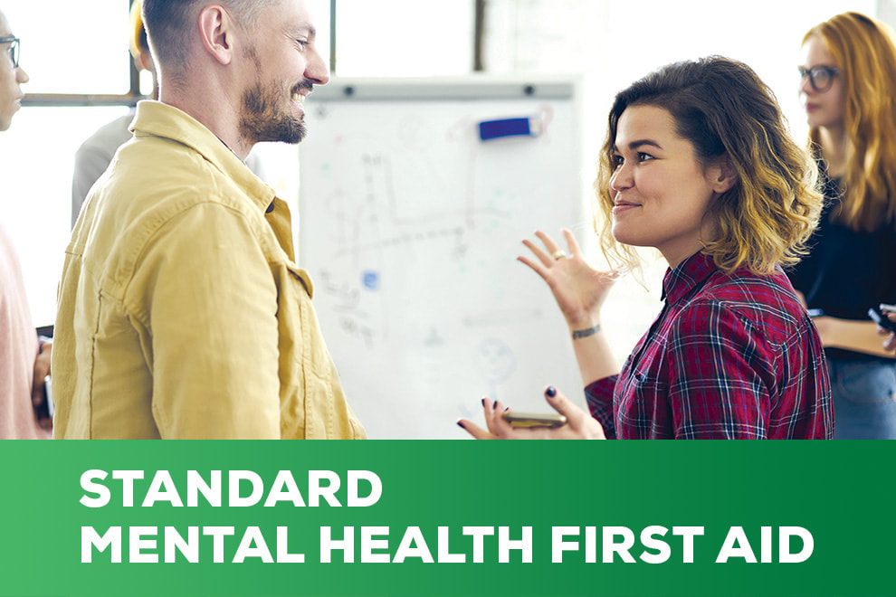Standard MHFA course