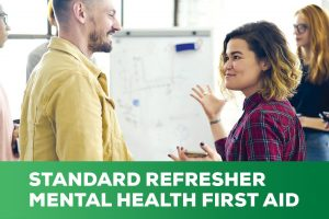 Standard MHFA Refresher Course