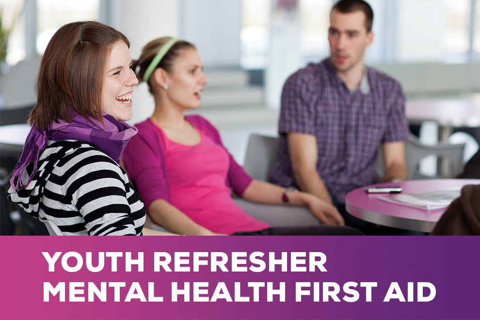 Youth MHFA refresher