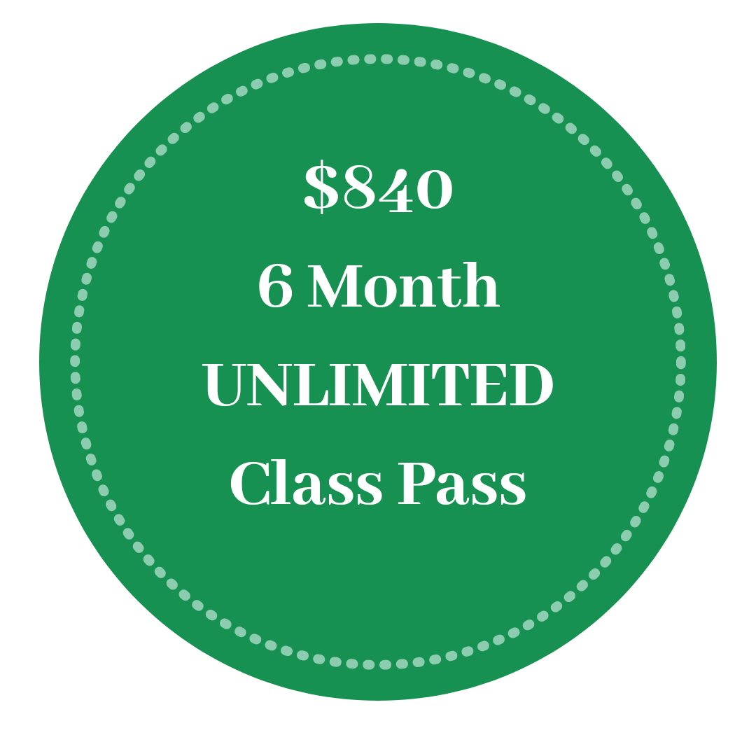 Intrinsic Mind 6 Month Unlimited Pass