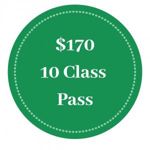 Intrinsic Mind 10 Class Pass
