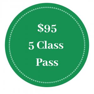 Intrinsic Mind 5 class Pass