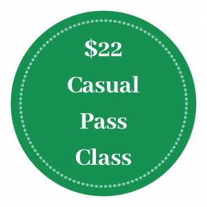 Intrinsic Mind Casual Class Pass
