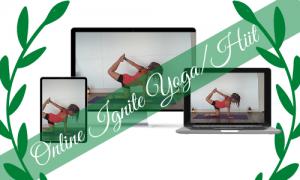 Online Ignite Yoga