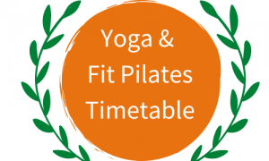 Yoga and Fit pilates Classes