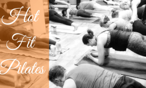 Hot Fit Pilates Class Adelaide