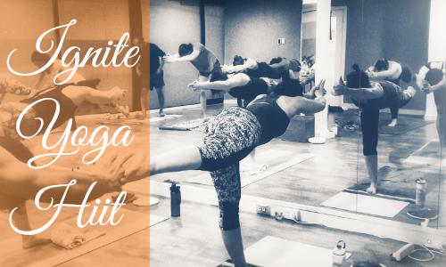 Ignite Yoga Hiit