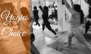 Yogis Choice Personalised Yoga Class