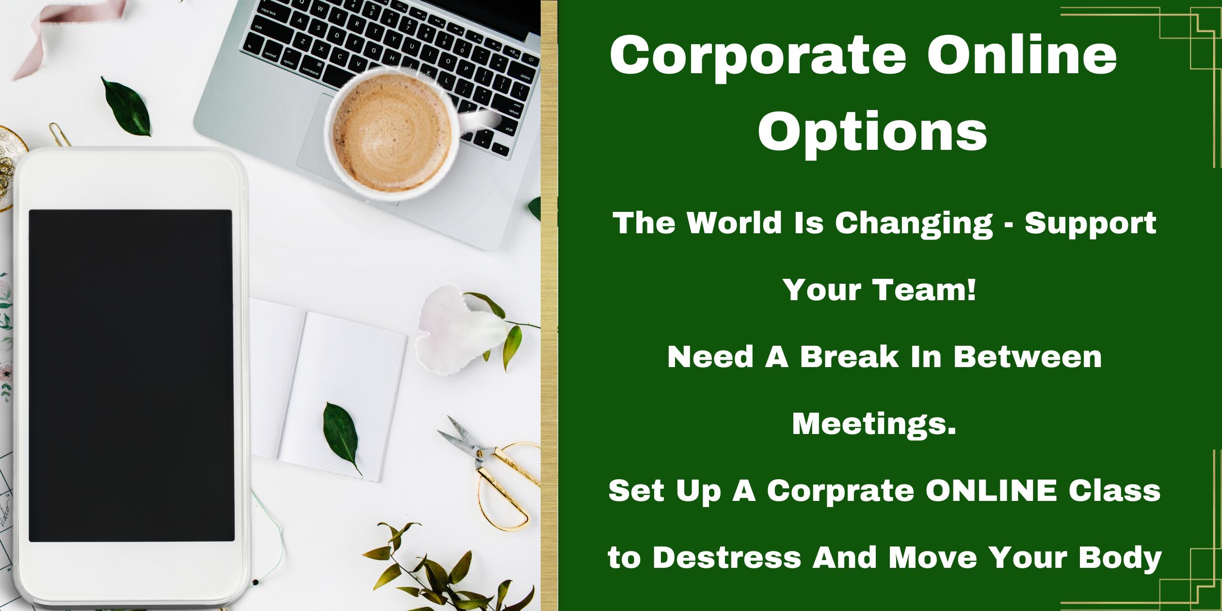 Corporate Online Yoga