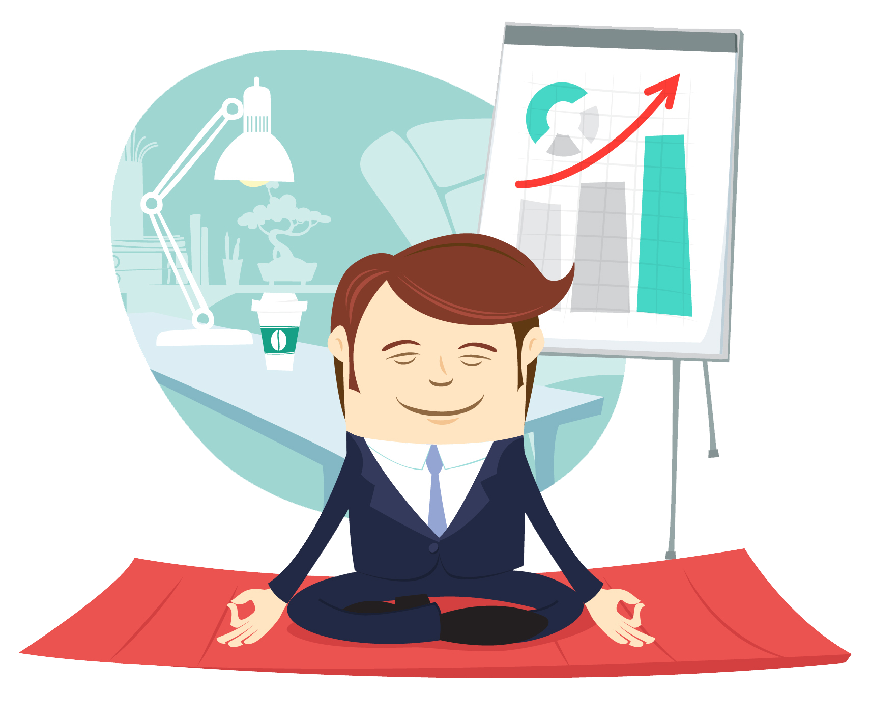 Corporate Yoga Productivity