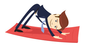 Corporate Yoga Reduced Stress And Anxiety