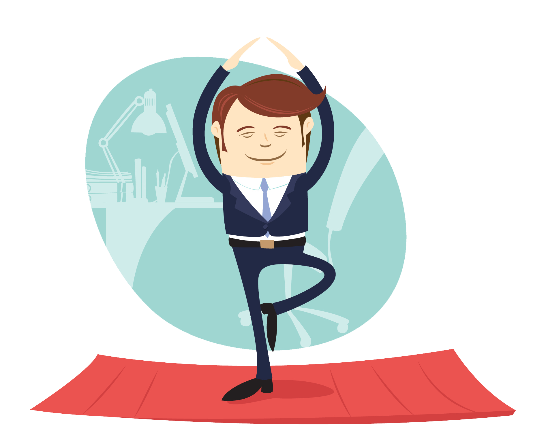 Corporate Yoga Reduced Absanteeism